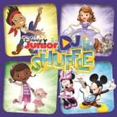 Disney Junior DJ Shuffle - Various Artists Cover Art