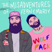 The Misadventures of Fern & Marty - Social Club Misfits Cover Art