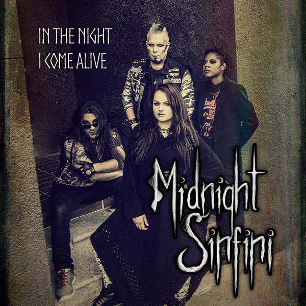 In the Night I Come Alive - Single | Midnight Sinfini