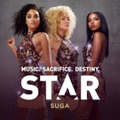 """Suga (From """"Star"""") - Star Cast Cover Art"""