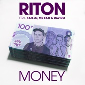 Riton - Money (feat. Kah-Lo, Mr Eazi & Davido) artwork