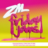 Various Artists - ZM's Friday Jams artwork