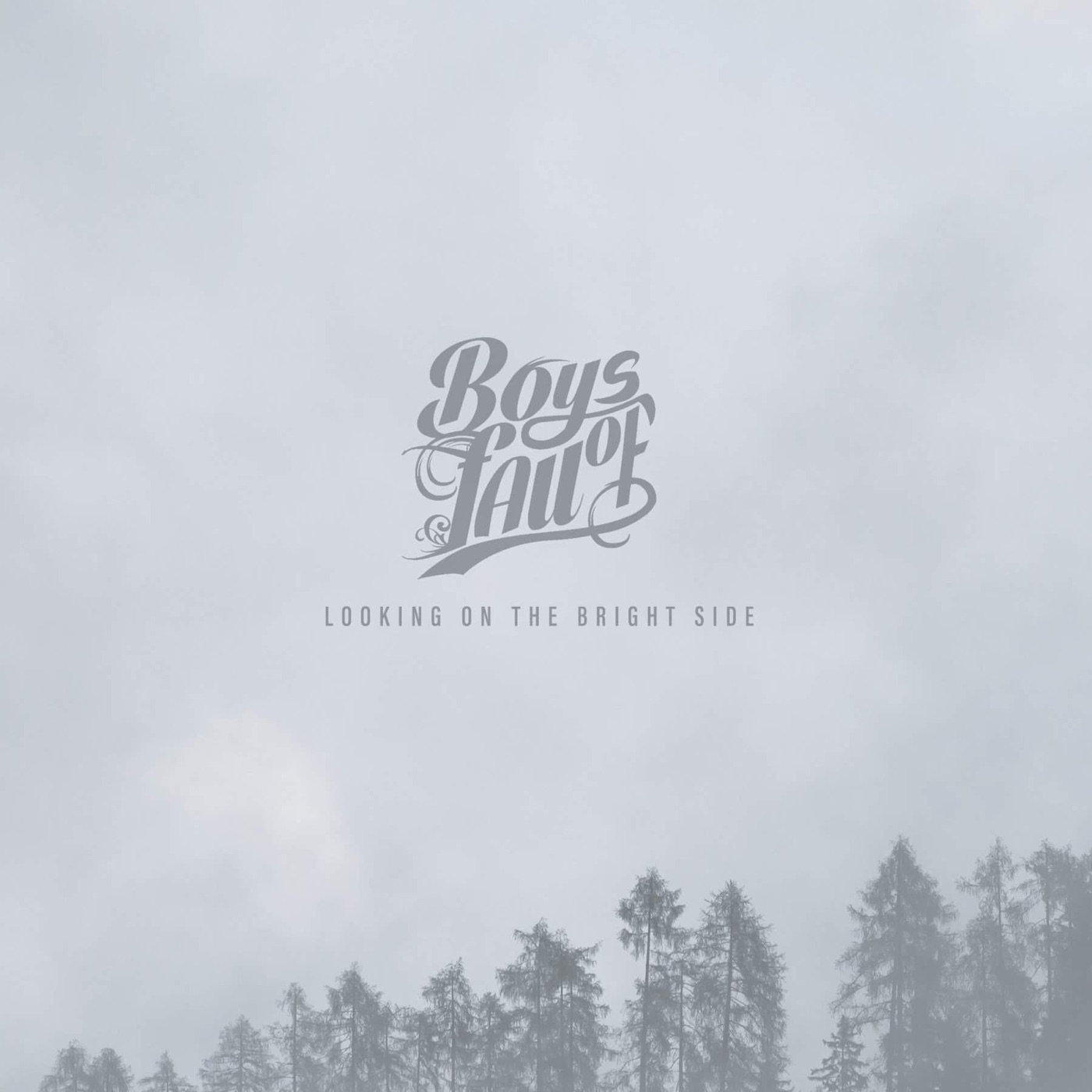 Boys of Fall - Looking on The Bright Side [single] (2017)