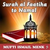 Surah Al Faatiha to Namal
