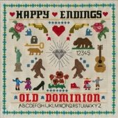 Old Dominion - Written in the Sand  artwork