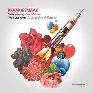 5 Kraak & Smaak - Smile (feat. Eric Biddines) [thatmanmonkz Remix]