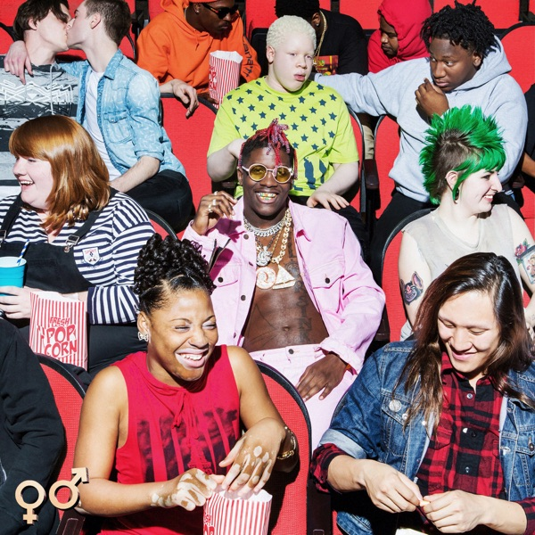 Teenage Emotions Lil Yachty CD cover