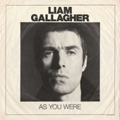 Liam Gallagher - As You Were artwork