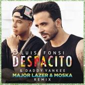 Luis Fonsi & Daddy Yankee - Despacito (Major Lazer & MOSKA Remix) artwork