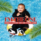I'm the One (feat. Justin Bieber, Quavo, Chance the Rapper & Lil Wayne) - DJ Khaled Cover Art
