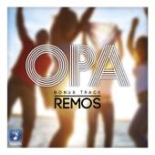Antonis Remos - OPA artwork