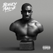 Bugzy Malone - King of the North artwork