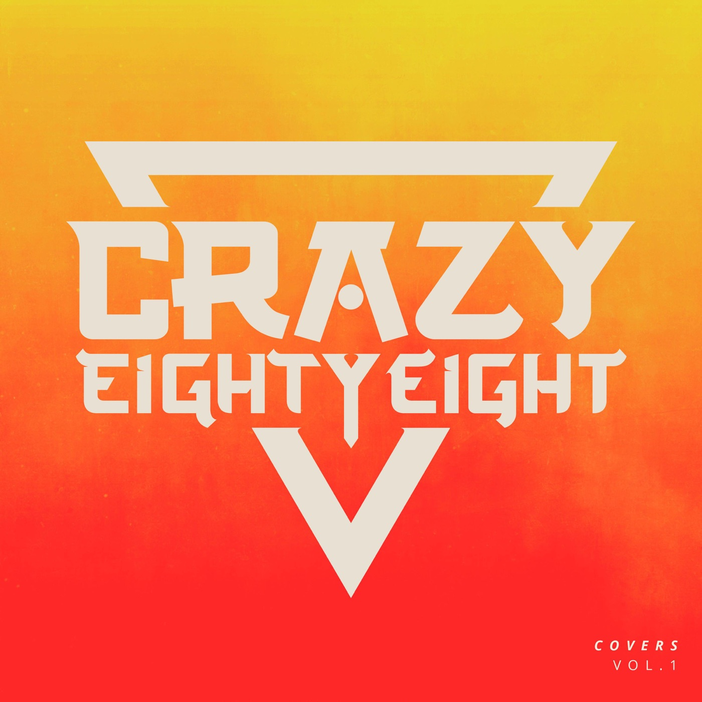 CrazyEightyEight - Covers, Vol. 1 [EP] (2017)