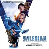 Various Artists - Valerian and the City of a Thousand Planets (Original Motion Picture Soundtrack) Grafik