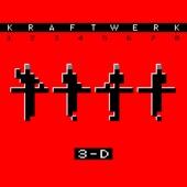 Kraftwerk - 3-D the Catalogue portada