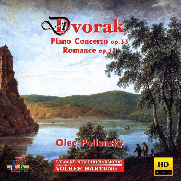 Romance in F Minor, Op. 11, B. 39