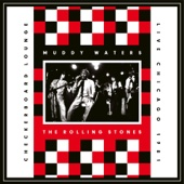 Muddy Waters & The Rolling Stones - Live At the Checkerboard Lounge  artwork