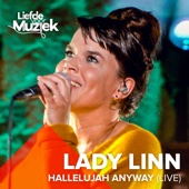 Lady Linn - Hallelujah Anyway (Live Uit Liefde Voor Muziek) artwork