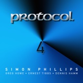 Simon Phillips - Protocol 4 (feat. Greg Howe, Ernest Tibbs & Dennis Hamm)  artwork