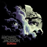 マイケル・ジャクソン - Scream artwork