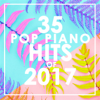 Piano Dreamers - 35 Piano Pop Hits of 2017 (Instrumental)  artwork