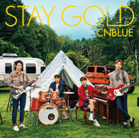 CNBLUE - STAY GOLD artwork