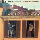 Biagio Antonacci - Dediche e Manie artwork