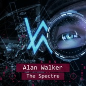 Alan Walker - The Spectre artwork