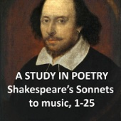 Shakespeare's Sonnets to music, 1-25