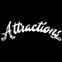 Attractions - Attractions - EP artwork
