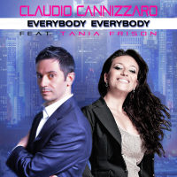 Claudio Cannizzaro - Everybody Everybody (Tropical Radio) [feat. Tania Frison] artwork