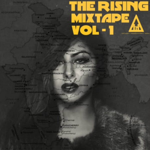 Hard Kaur - The Rising Mixtape, Vol. 1
