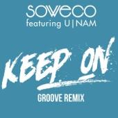 Keep On (Groove Remix) [feat. U-Nam]