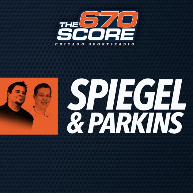The spiegel and parkins show on 670 the score by for Spiegel website