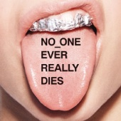 N.E.R.D - NO ONE EVER REALLY DIES  artwork