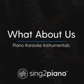 What About Us (Shortened - Originally Performed by P!Nk) [Piano Karaoke Version]