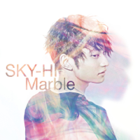 SKY-HI - Marble artwork
