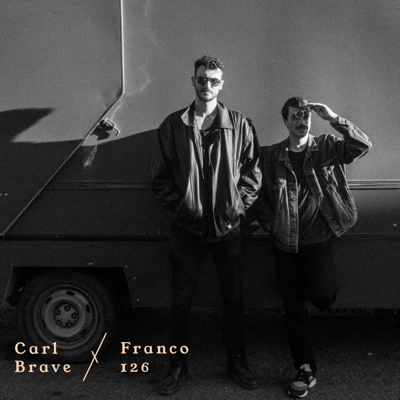 Carl Brave x Franco 126 Polaroid 2.0 Album Cover