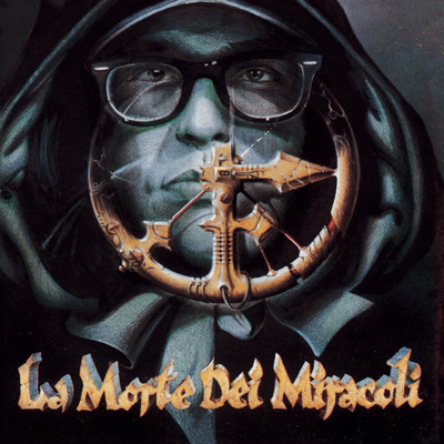 Frankie hi-nrg mc La morte dei miracoli Album Cover