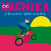 J Balvin, Jeon & Anitta - Machika ilustración