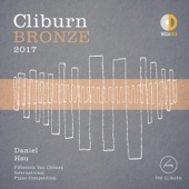 Daniel Hsu - Cliburn Bronze 2017 - 15th Van Cliburn International Piano Competition (Live)  artwork