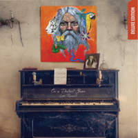 LEON RUSSELL - On A Distant Shore artwork