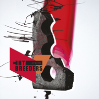 The Breeders - All Nerve artwork