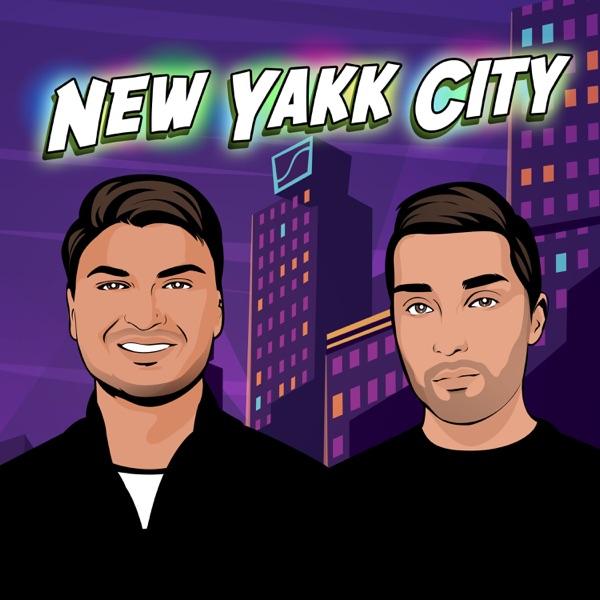 New Yakk City   The Comedic Pop-Philosophy Podcast