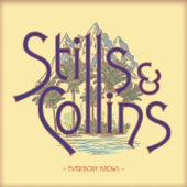 Stephen Stills & Judy Collins - Everybody Knows  artwork