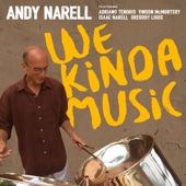 Andy Narell - We Kinda Music  artwork