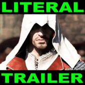 Literal Assassin's Creed Trailer