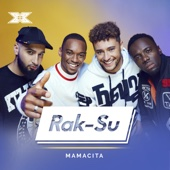 Rak-Su - Mamacita (X Factor Recording) artwork