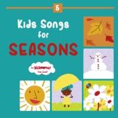 Kids Songs for Seasons - Fall, Winter, Spring, Summer - The Kiboomers