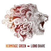 Hermitage Green - Lions Share artwork